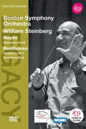 William Steinberg conducts Beethoven & Haydn