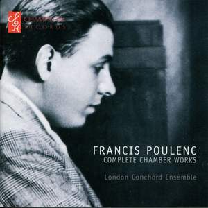 Poulenc: Complete Chamber Works Product Image