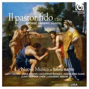 Handel: Il pastor fido, HWV8a