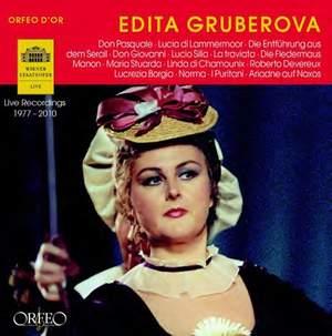 Edita Gruberova: Vienna State Opera 1977-2010