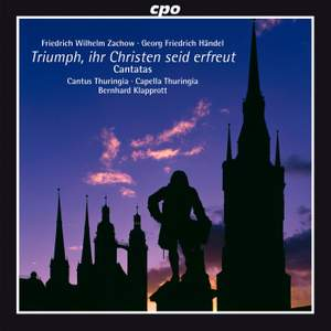 Easter Cantatas from Halle Product Image