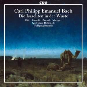 Bach, C P E: Die Israeliten in der Wüste, Wq. 238 (H775)
