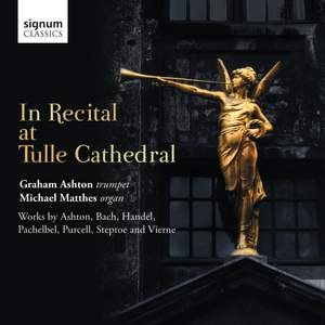 In Recital at Tulle Cathedral