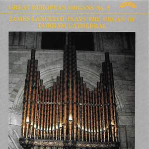Great European Organs No. 5: Durham Cathedral