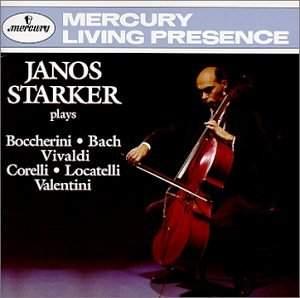 Janos Starker plays Sonatas