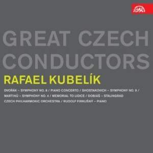 Rafael Kubelik: Great Czech Conductors