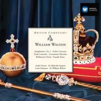 Walton: Symphonies & Concertos