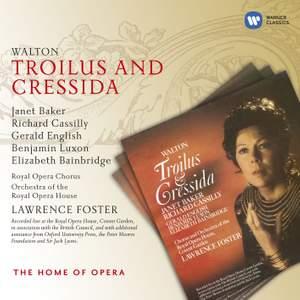 Walton: Troilus and Cressida Product Image
