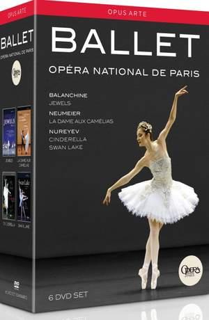 Opera National de Paris: Ballet (Box Set)