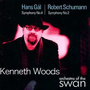 Hans Gál: Symphony No. 4 & Schumann: Symphony No. 2