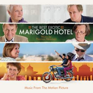 Newman, T: The Best Exotic Marigold Hotel Product Image