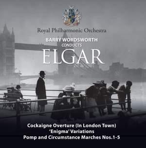 Barry Wordsworth Conducts Elgar