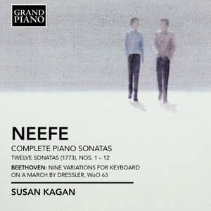 Gottlob Neefe: Complete Piano Sonatas