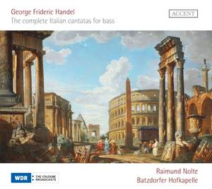 Handel: The Complete Italian Cantatas for Bass Product Image