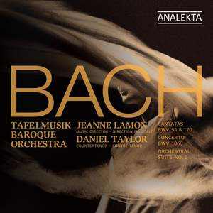 Tafelmusik Baroque Orchestra play JS Bach