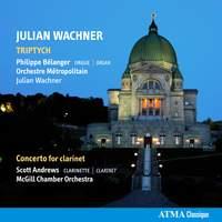 Julian Wachner: Triptych