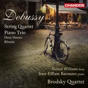 Debussy: String Quartet & Piano Trio Product Image