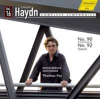 Haydn - Complete Symphonies Volume 16