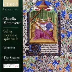 Monteverdi: Selva Morale e Spirituale Volume 2