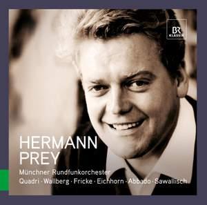 Great Singers Live: Hermann Prey