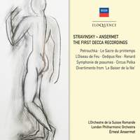 Stravinsky - Ansermet: The First Decca Recordings