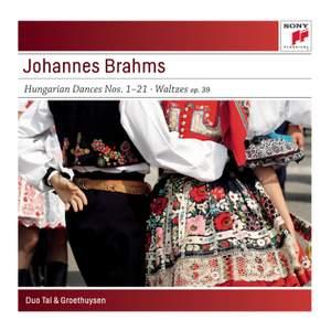 Brahms: Hungarian Dances No. 1-21 & Waltzes