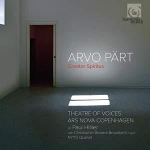 Arvo Pärt: Creator Spiritus Product Image