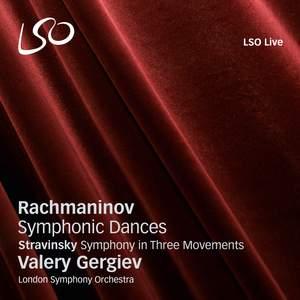 Rachmaninov: Symphonic Dances Product Image