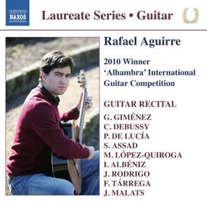 Guitar Recital: Rafael Aguirre