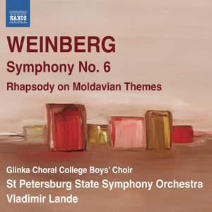 Weinberg: Symphony No. 6 Product Image