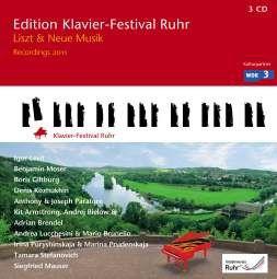 Ruhr Piano Festival Edition Vol. 27: Liszt recordings 2011