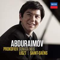 Behzod Abduraimov plays Prokofiev, Liszt & Saint-Saëns