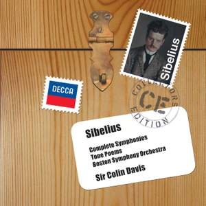 Sibelius: Complete Symphonies & Tone Poems