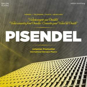 Violin Concertos from Dresden Product Image