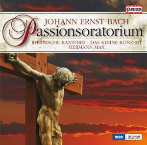 Johann Ernst Bach: Passionsoratorium