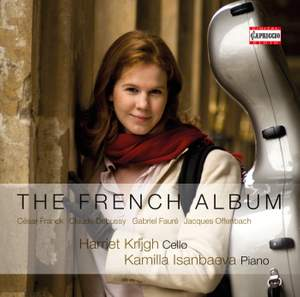 Harriet Krijgh: The French Album