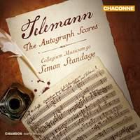Telemann: The Autograph Scores