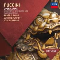 Puccini - Opera Arias