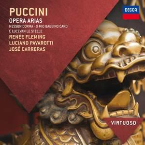Puccini: Opera Arias Product Image