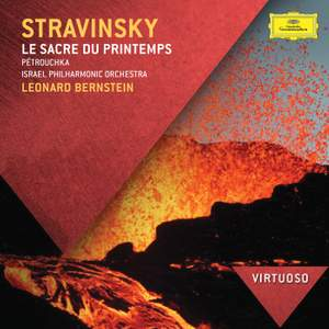 Stravinsky: The Rite of Spring & Petrushka Product Image