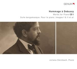 Hommage à Debussy: Works for Piano Vol. 1