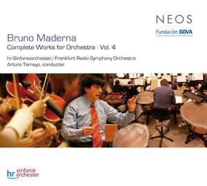 Bruno Maderna: Complete Works for Orchestra Vol. 4
