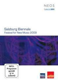 Salzburg Biennale: Festival for New Music 2009