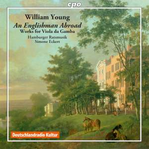 William Young: An Englishman Abroad Product Image