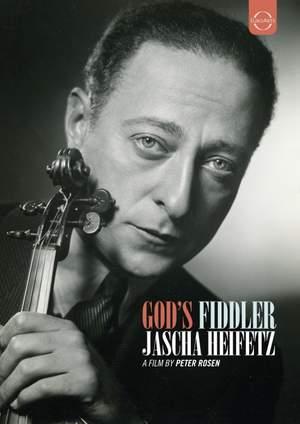 Jascha Heifetz: God's Fiddler Product Image