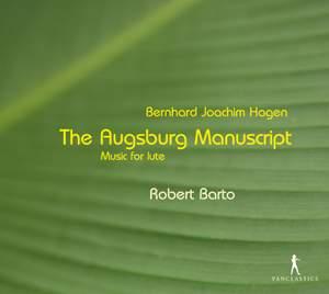 Hagen: The Augsburg Manuscript Product Image