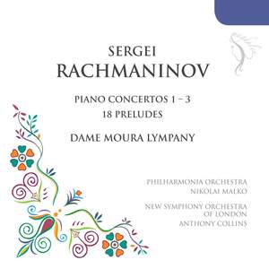 Dame Moura Lympany plays Rachmaninov