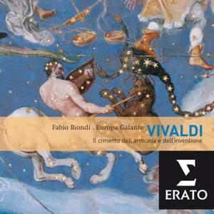 Vivaldi: Il cimento dell'armonia e dell'inventione - 12 concerti, Op. 8 Product Image