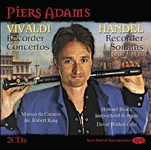Piers Adams plays Vivaldi & Handel