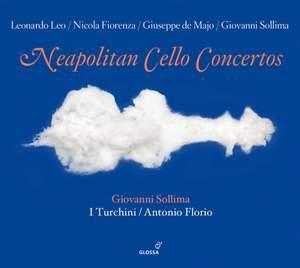 Neapolitan Cello Concertos Product Image